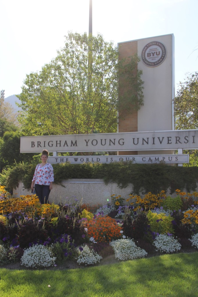 "alipyper - G's ""First Day of College"" at BYU"